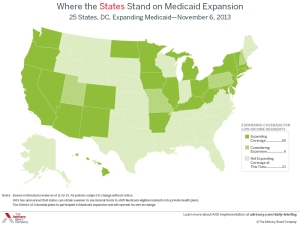 States and Medicare Expansion